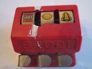 VINTAGE-BRODI-SLOT-MACHINE-2-034-X-2-034-X-1-1-4-034-BN-8