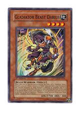 Yugioh PTDN-EN031 Gladiator Beast Darius Common Card