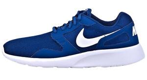 Scarpe-Uomo-Blu-Nike-Sneakers-Kaishi-Blue