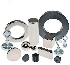 neodym magnet b romagnet powermagnet ferritmagnet selbstklebend super magnete ebay. Black Bedroom Furniture Sets. Home Design Ideas