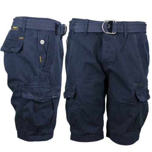 PME Legend Uomo Cargo Short Blu Marina Tinta psh194651 5287