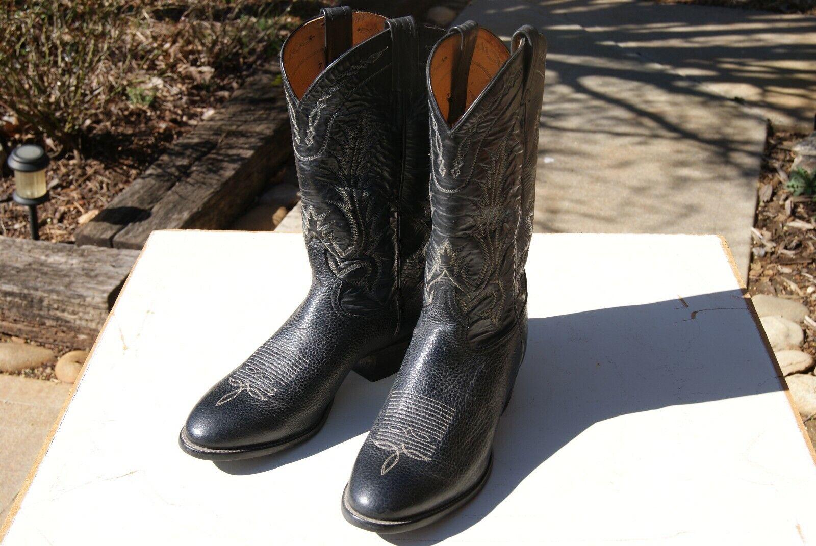 Men's Tony Lama Cowboy Boots.  Bullhide 11ee Used