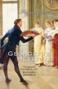 Regency-Buck-Heyer-Georgette-Used-Good-Book