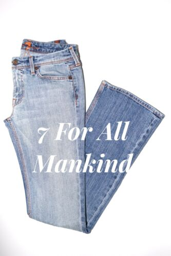 All 7 Donna Flynt Sz27 Wash Bootcut In Pant For Mankind Jeans Light arZqw5r