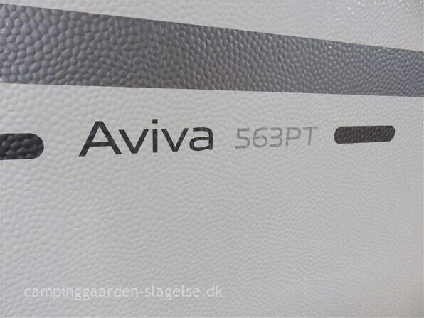 Adria Aviva 563 PT, 2019, kg egenvægt 1065
