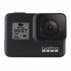GoPro Hero 7 Black Actioncam cámara outdoor Camera videocámara habló 4k60 control