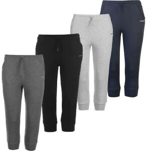 La-Gear-Femmes-3-4-Fitness-Pantalon-S-M-L-XL-2XL-3XL-4XL-Sports-Jogging-Neuf