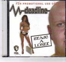 (FT530) Deadline, Grade A Loser - 2006 DJ CD