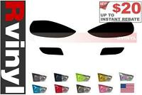 Rtint Headlight Tint Precut Smoked Film Covers For Dodge Stratus 2003-2005 Coupe