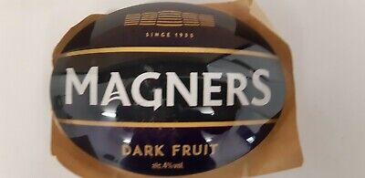 Carling Black Dark Fruits Cider 3D oval Badge