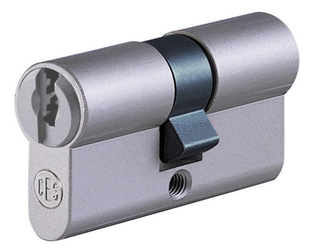 CES Sicherheitszylinder RE5 Plus mit N+G 31,5/65,5 inkl. 5 Schlüssel