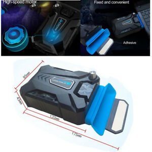 New-Mini-Vacuum-Air-Extracting-USB-Cooling-Pad-Cooler-Fan-For-Notebook-Laptop