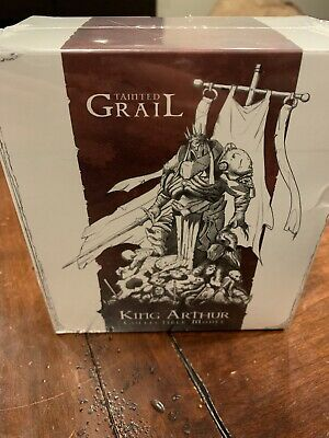 Awaken Realms NEW Tainted Grail Fall of Avalon King Arthur Collectible Model