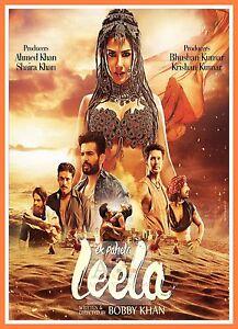 Details about Ek Paheli Leela Bollywood Movie Posters Vintage Classic &  Indian Films