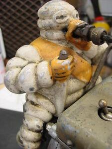 "1920's Michelin Compressor ""OIL level Dip Stick"" Air Compressor MISSING? NEW!"