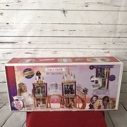 Girls 6+ Doll House Ever After High 2-in-1 Princess 3 Ft Tall Castle Playset