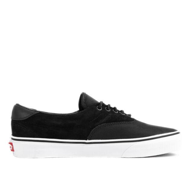 617a4d3ec5 VANS Era 59 DX TRANSIT Line Black reflective Women s Skate Shoes Size 9 for  sale online