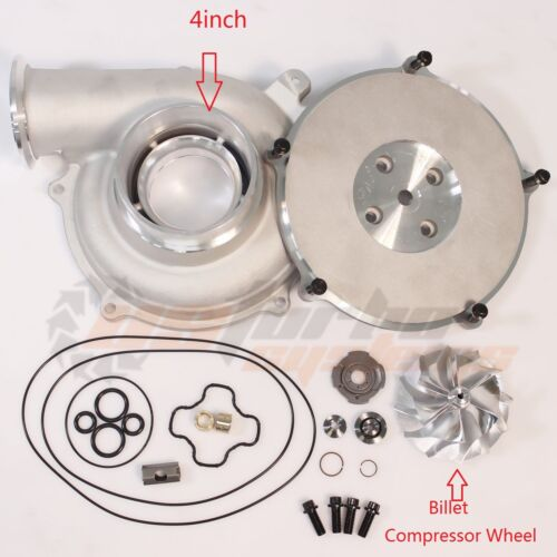 99~03 Powerstroke 7.3 GTP38 Upgrade Compressor Cover Kit Billet Compressor Wheel