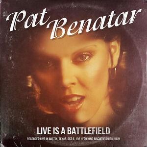 PAT-BENATAR-Live-Is-A-Battlefield-CD-732052