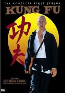 KUNG FU The Complete First Season DVD2004 3 Disc15 Episodes Region 1 - Romford, United Kingdom - KUNG FU The Complete First Season DVD2004 3 Disc15 Episodes Region 1 - Romford, United Kingdom