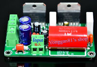 TDA7293 x2pcs Dual Parallel 170W Mono Audio Amplifier AMP Board Diy Kits
