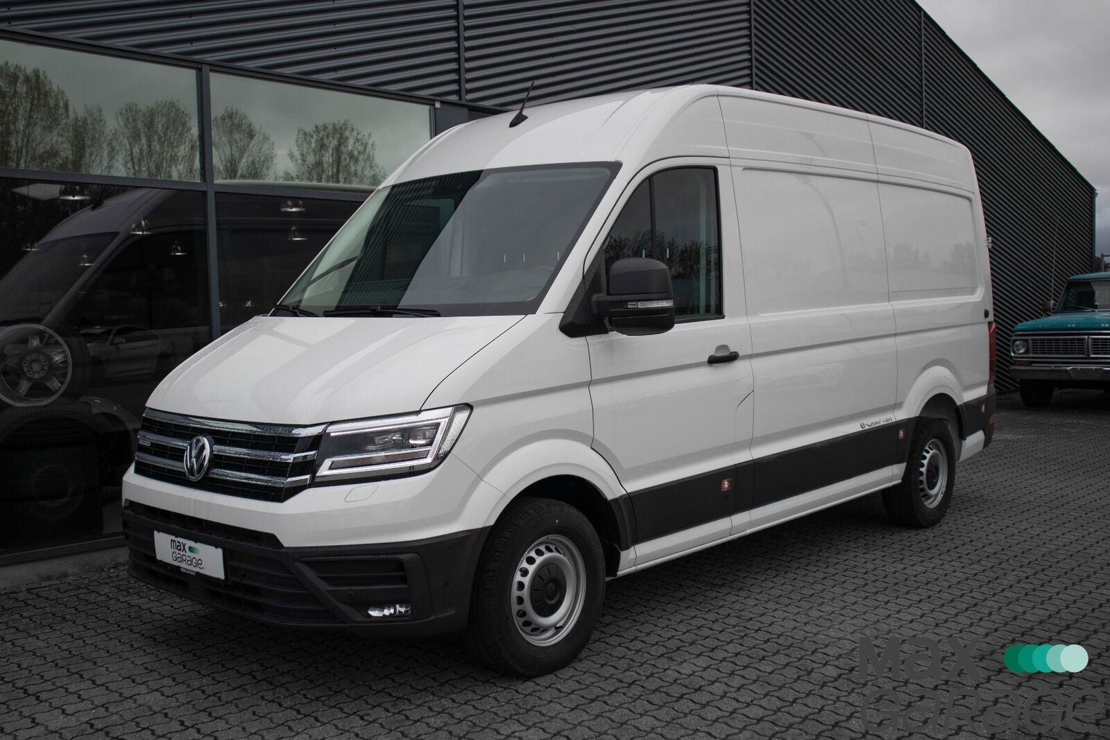 VW e-Crafter 35 Leasing