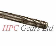 Acero Inoxidable M2 De 2 Mm De Rosca Bar Rod salpican 200mm todos Hilo HPC Engranajes