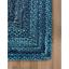 thumbnail 5 - Rug 100% Cotton Braided style Handmade Runner Rug Reversible Living Modern Rug