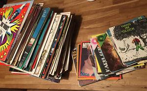 Super Schallplattensammlung, 97 Stück, Wert Über 600