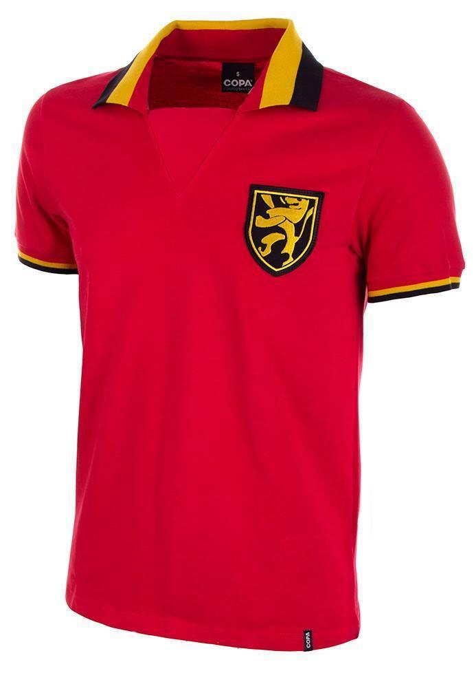Copa Belgien Trikot 60er Jahre NEU 3798