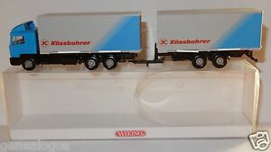 MICRO-WIKING-HO-1-87-CAMION-TRUCK-amp-TRAILER-MAN-KASSBOHRER-REMORQUE-IN-BOX-b