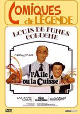 L'AILE OU LA CUISSE - The Wing or Thigh? - Louis de Funes ENG SUB ALL REGION DVD