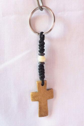 Tibétain Jesus Save SIGNE OS Keychain