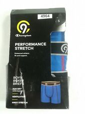 "C9 By Champion BOYS/' Boxer Briefs 5-Pack /""DUO DRY /& ACTIVE PREFORMANCE/"" NEW"