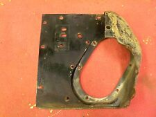 1952 1953 Ford Car Radiator Air Deflector Panel, BA-8105-B Excellent Used