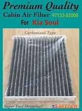 Carbonized Cabin Air Filter For Kia Soul 2014-2017 OEM 97133-B2000 US Seller