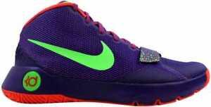77a6cfd63d26 Nike KD Trey 5 III Court Purple Green Streak-Bright Crimson 749377 ...