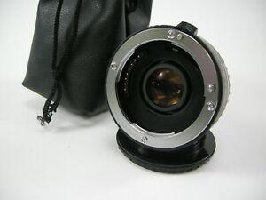 Vivitar-Series-1-2x-MC4-AF-Converter-DGII-for-Sony-A