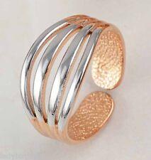 Ring 54 Fingerring Gold gefüllt Verlobungsring Silber Damenring Goldring