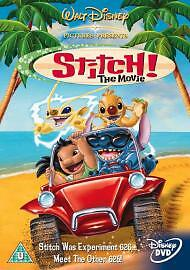 1 of 1 - Stitch! The Movie [DVD] [2003], DVD | 5017188889032 | Acceptable