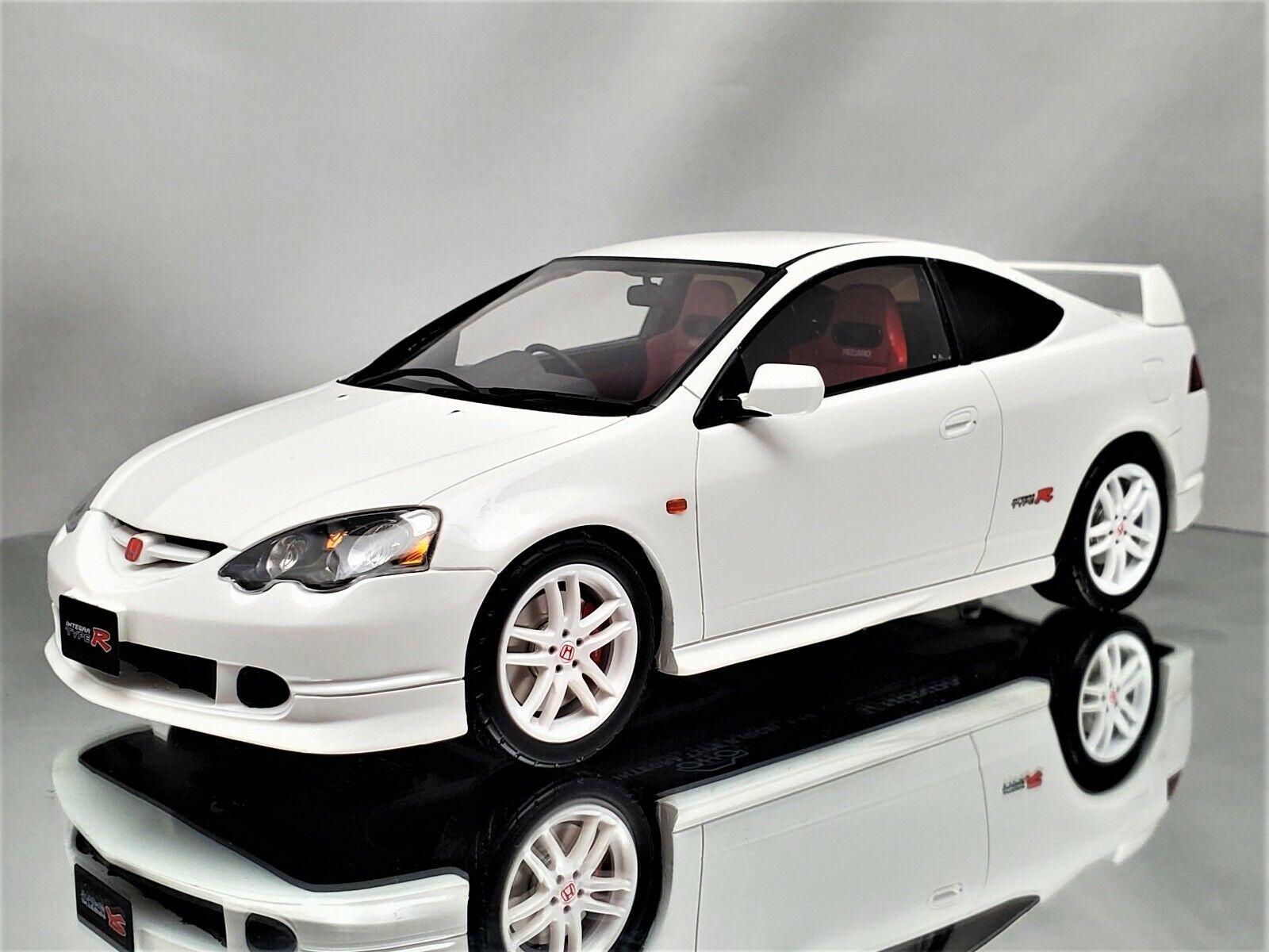 1 18 Autoart Honda Integra Type R Mugen Version 2001 73251 Acura Rsx Dc5 Type R For Sale Online Ebay