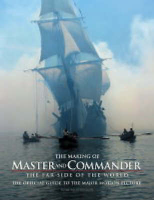 The Making of Master and Commander The Far Side of the World-ExLibrary
