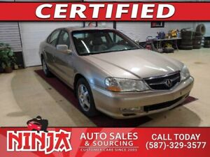 2003 Acura TL 3.2  Low Km Auto Passed Safety Inspection