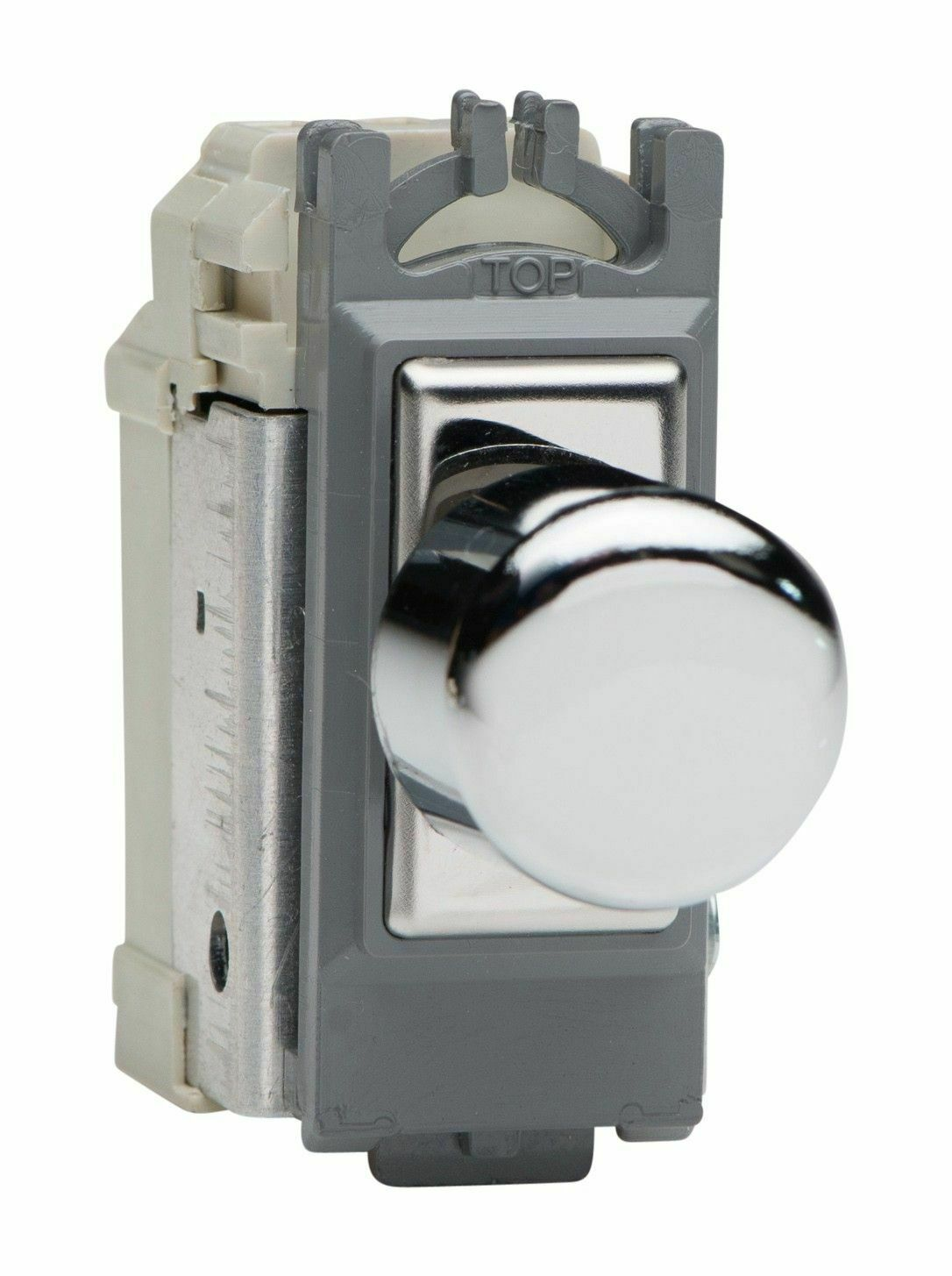 Varilight GJP300C PowerGrid módulo Cromo 2W Push-ON OFF LED Dimmer 0-120W V-Pro