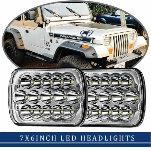 Fits 87-95 Nissan D21 Hardbody Pickup Pathfinder Headlights Left Right Pair