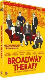 Broadway-therapy-DVD-NEUF-SOUS-BLISTER