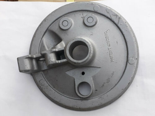 VESPA PX PX200 T5 20mm FRONT HUB BACK PLATE 1983 TO 1998 NOS