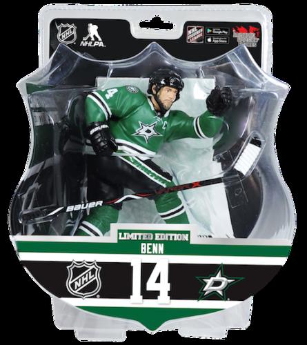 Jamie Benn Dallas Stars L.E. NHL Imports Dragon Figure L.E. Stars of 2850 e082d6