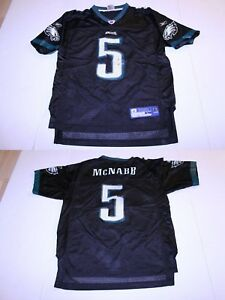 Youth-Philadelphia-Eagles-Donovan-McNabb-L-14-16-Jersey-Black-Reebok-Jersey