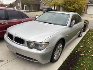 2002 BMW Série 7